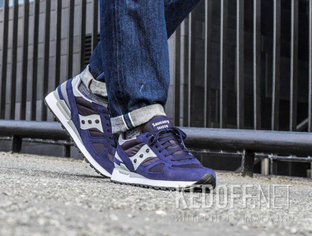 Мужские кроссовки Saucony Shadow Original S2108-523  все размеры
