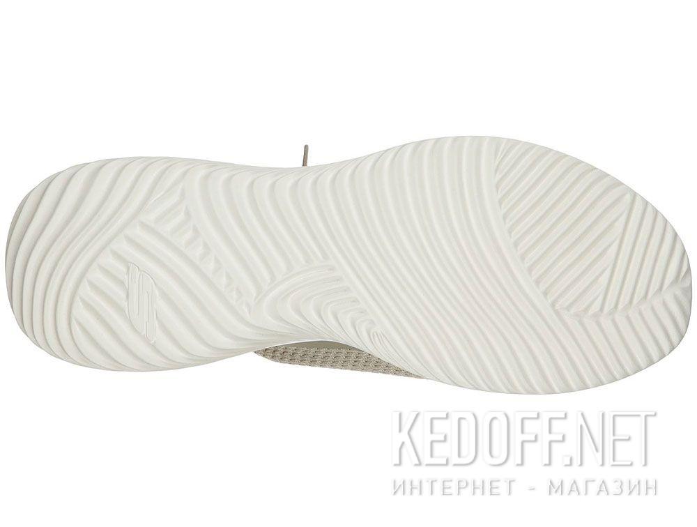 Оригинальные Мужские кроссовки Skechers Bounder Mirkle 52595 TPE Телесный
