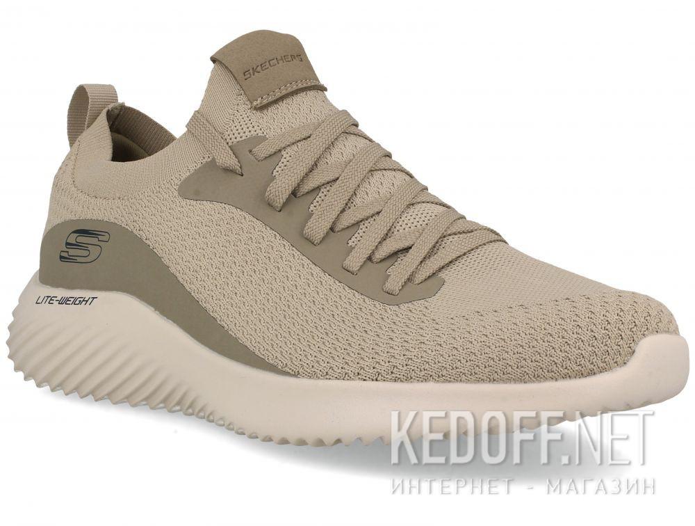 Купить Мужские кроссовки Skechers Bounder Mirkle 52595 TPE Телесный