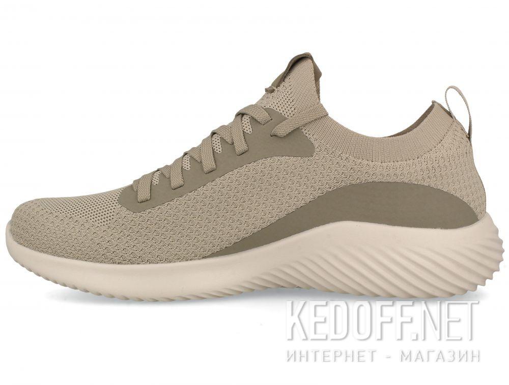 Мужские кроссовки Skechers Bounder Mirkle 52595 TPE Телесный купить Киев