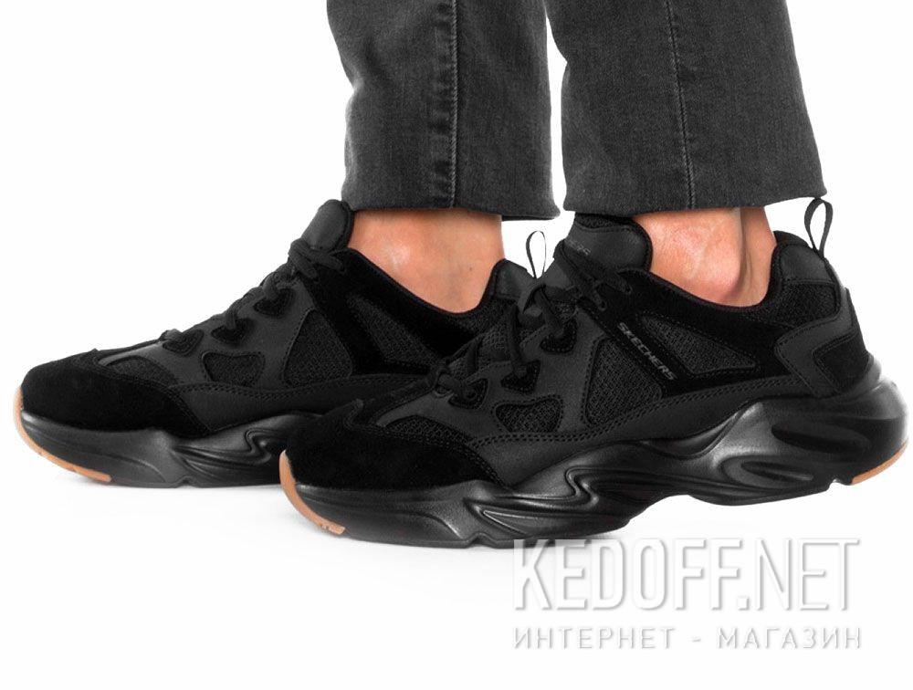 Мужские кроссовки Skechers Stamina Airy 51937BBK описание