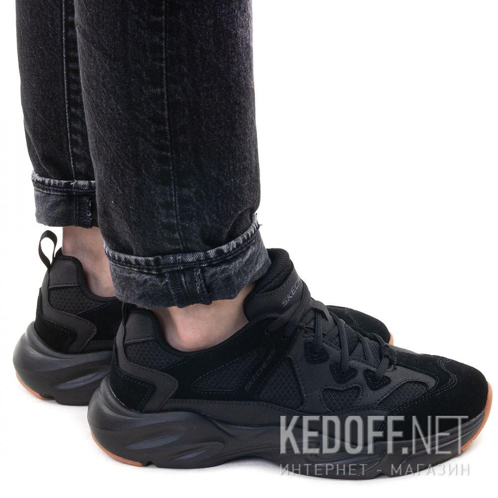 Мужские кроссовки Skechers Stamina Airy 51937BBK все размеры
