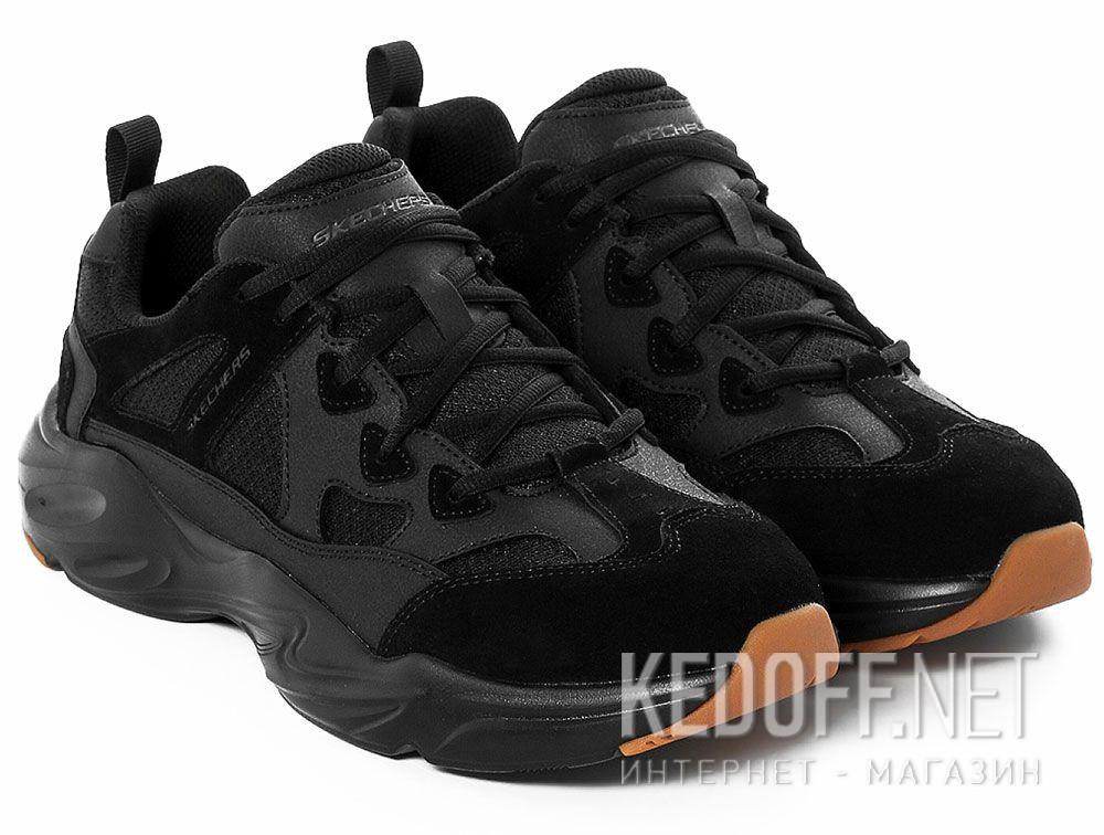 Мужские кроссовки Skechers Stamina Airy 51937BBK купить Украина