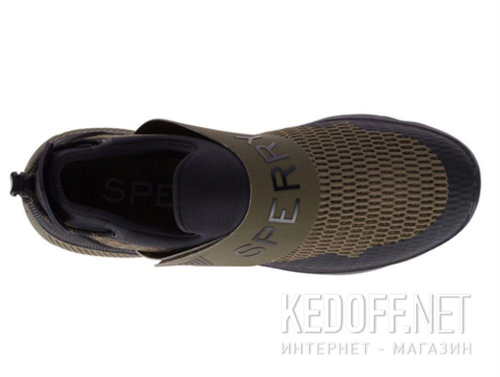 Мужские кроссовки  Sperry 7 Seas Slip On SP-17687 все размеры