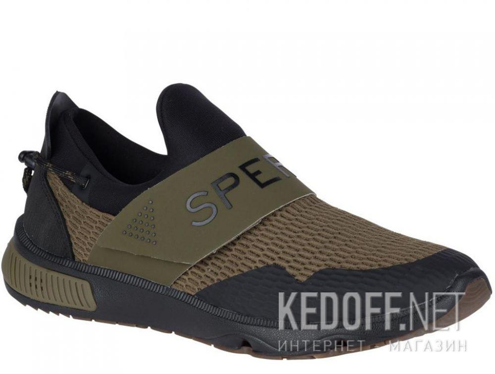 Мужские кроссовки  Sperry 7 Seas Slip On SP-17687 купить Киев