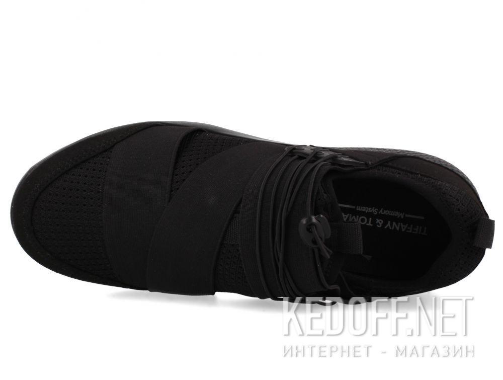 Оригинальные Мужские кроссовки Tiffany & Tomato  9173510-27 Black