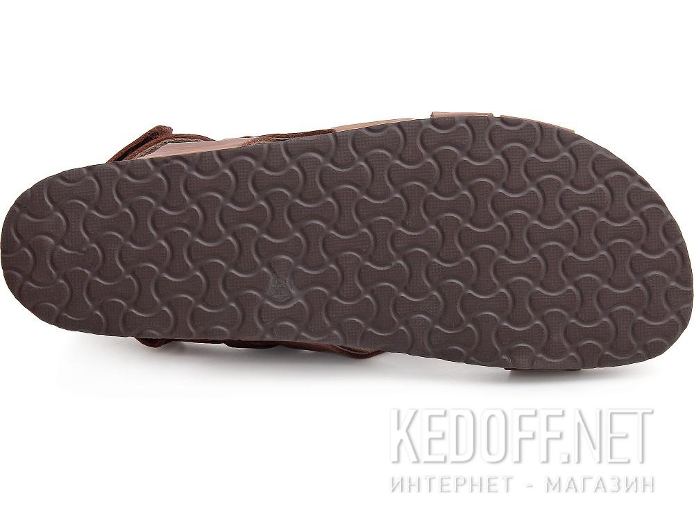 Мужские сандалии Las Espadrillas 06-0187-002   (коричневый) купить Киев