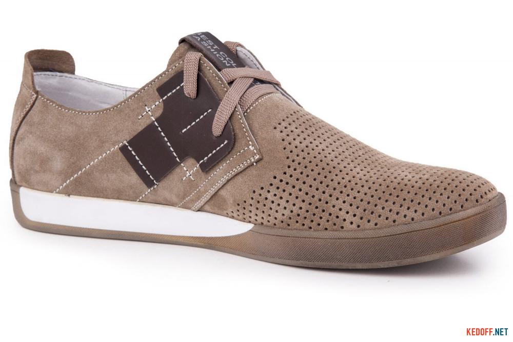 Мужские летние туфли Forester 1632-381