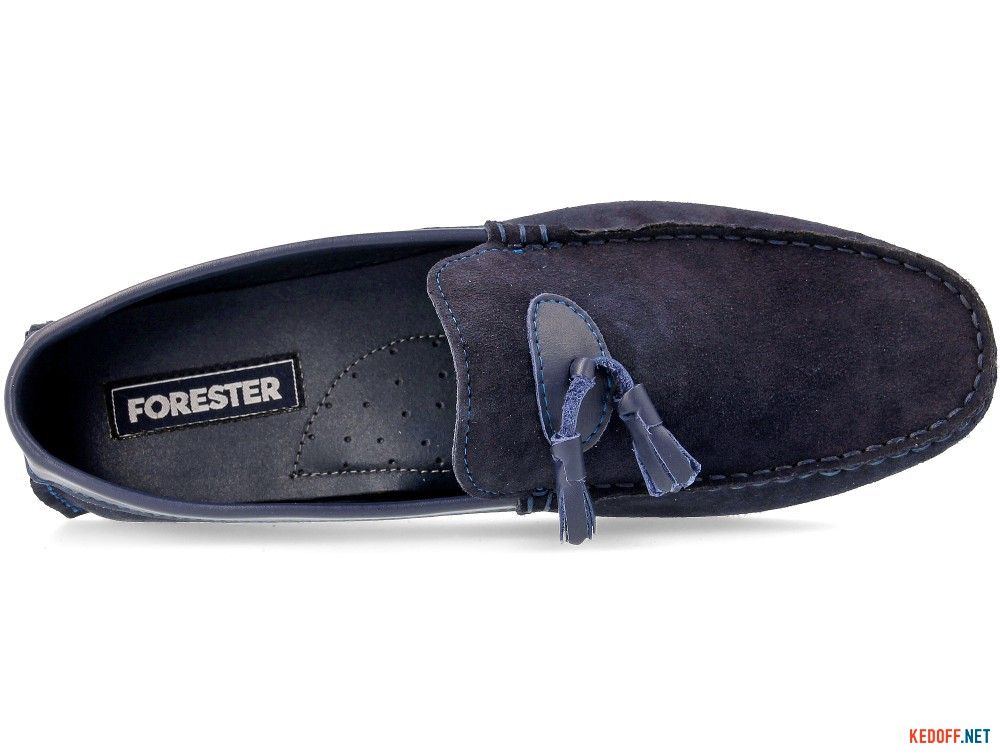 Men's lshoes Forester 023-89 Blue