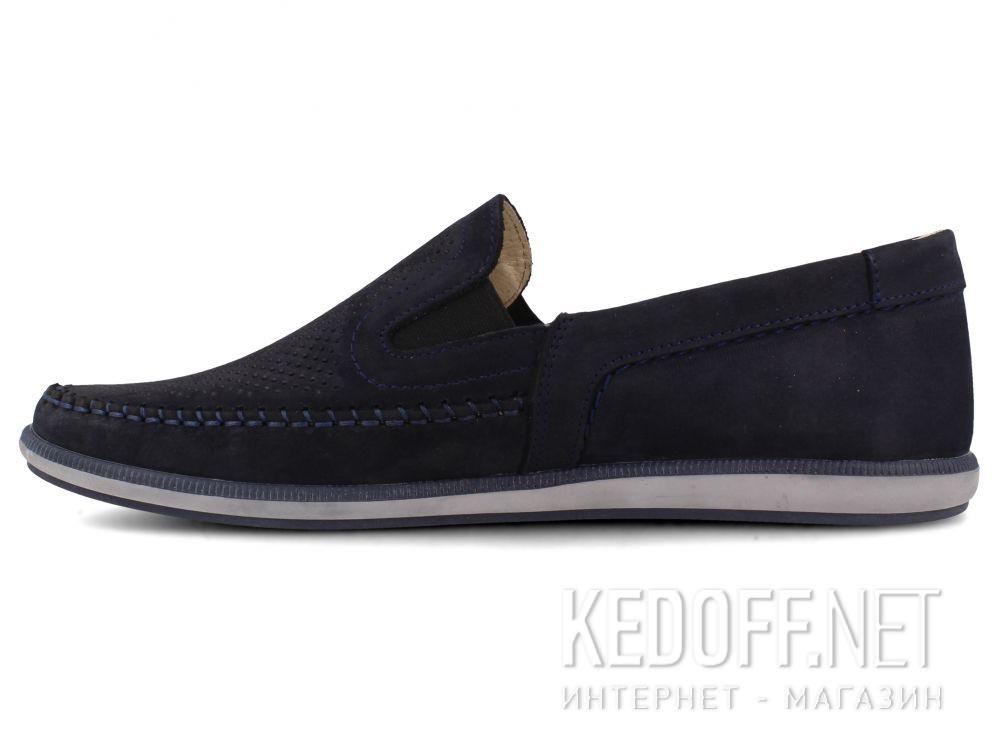 Мужские мокасины Forester 221-50 купить Украина