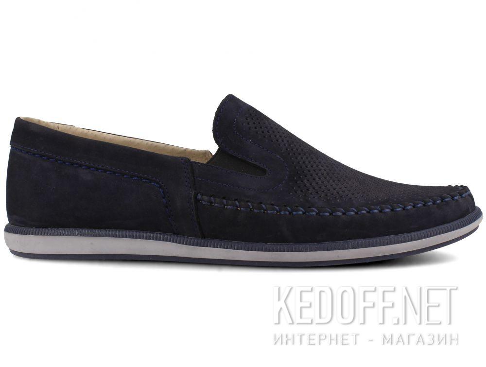 Мужские мокасины Forester 221-50 купить Киев