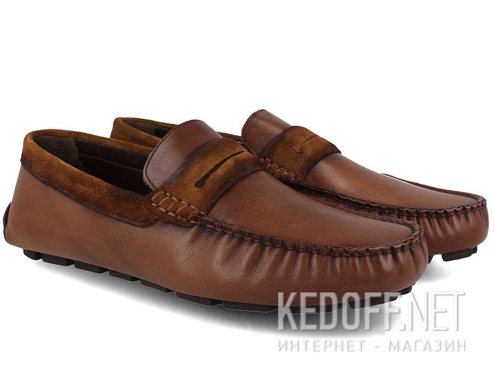 Мужские мокасины Forester Brown Tods 3525-45 купить Украина