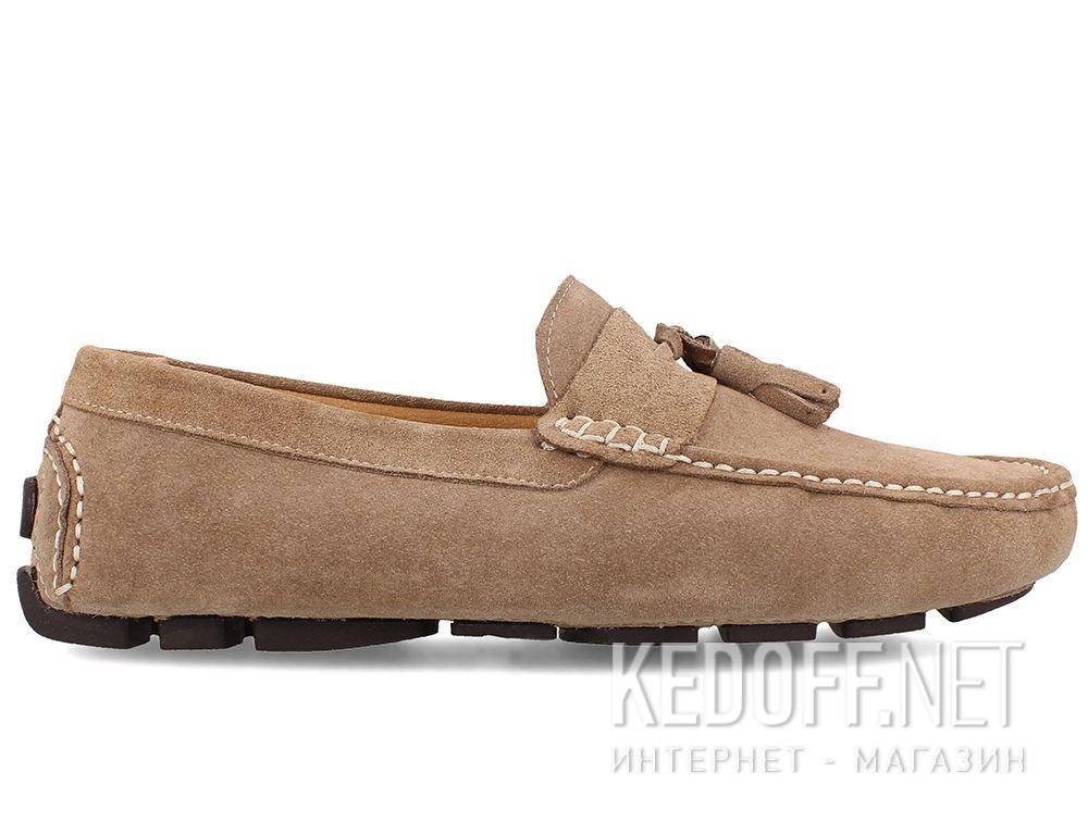 Мужские мокасины Forester Beige Tods 3544-18 купить Киев