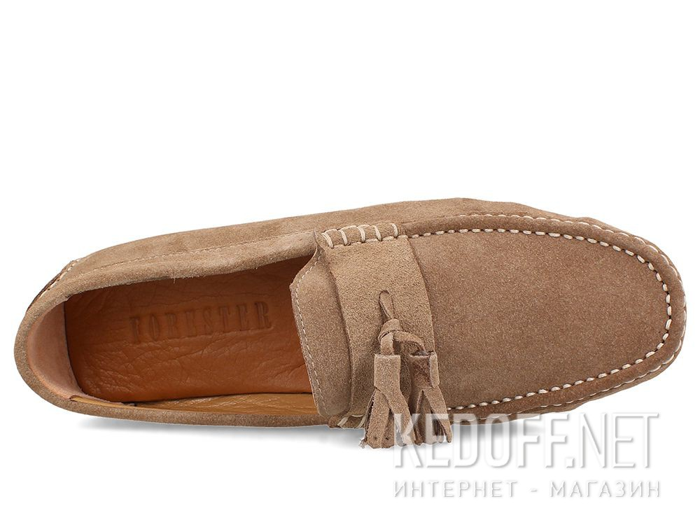 Men's Forester Beige loafers Tods 3544-18 описание