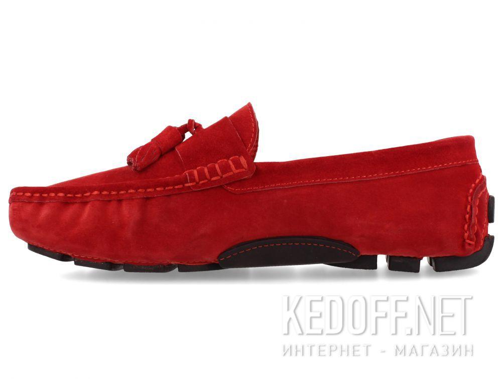 Мужские мокасины Forester Tods Red Horween  3544-47 купить Киев