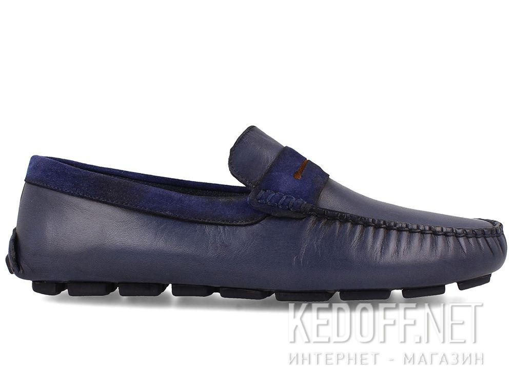 Mens moccasin Tods Navy Forester 3525-42 купить Киев
