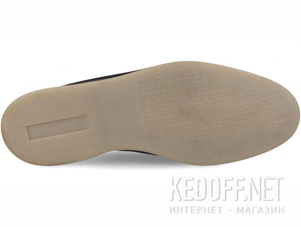 Мужские мокасины Forester Alicante 3681-89 Navy Leather описание