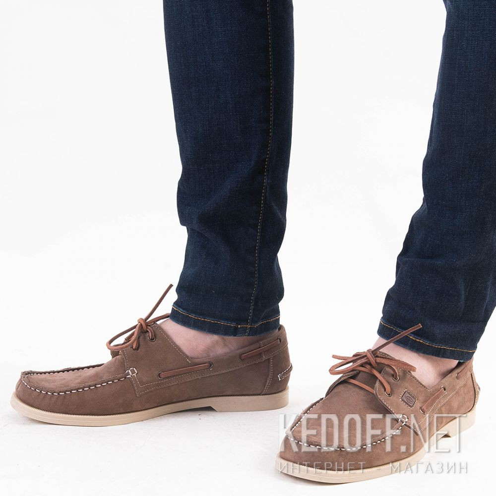 Delivery Men's loafers Forester Capuccino NBK 5037-18