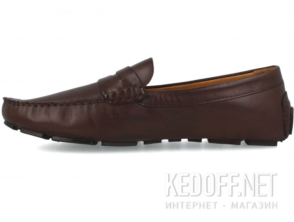 Мужские мокасины Forester 5103-45 купить Киев