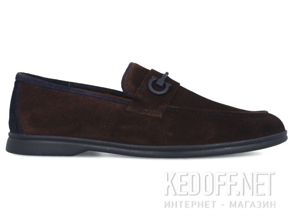 Мужские мокасины Forester Alikante 5910-45 купить Украина