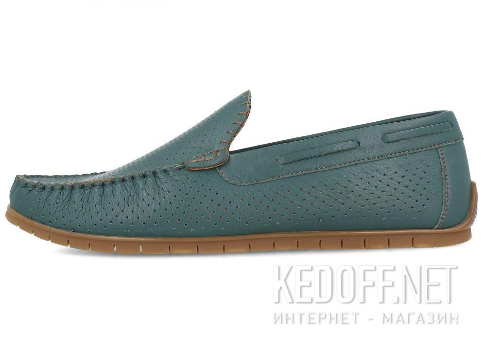 Мужские мокасины Forester 7512-6 купить Киев