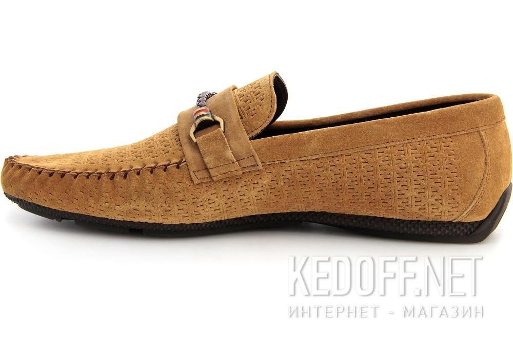 Мужские мокасины Forester 8124-18   (бежевый) купить Украина