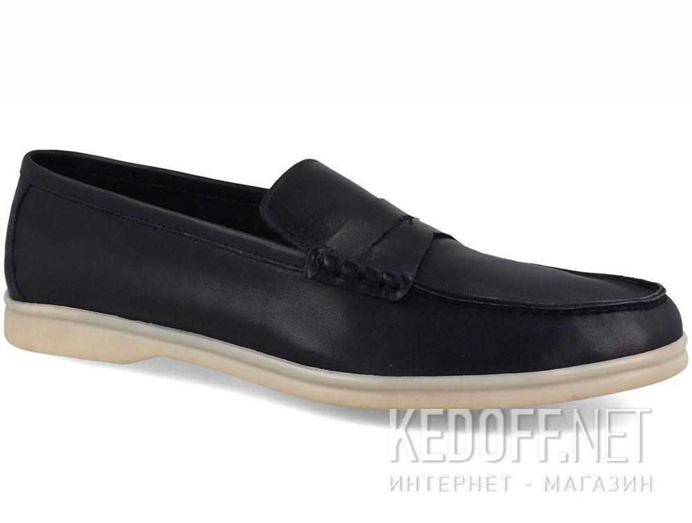 Dodaj do koszyka Męskie mokasyny Forester Alicante 3681-89 Navy Leather