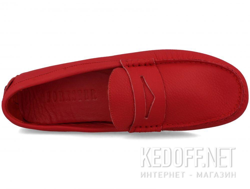 Оригинальные Мужские мокасины Forester RED Leather Tods 5103-47