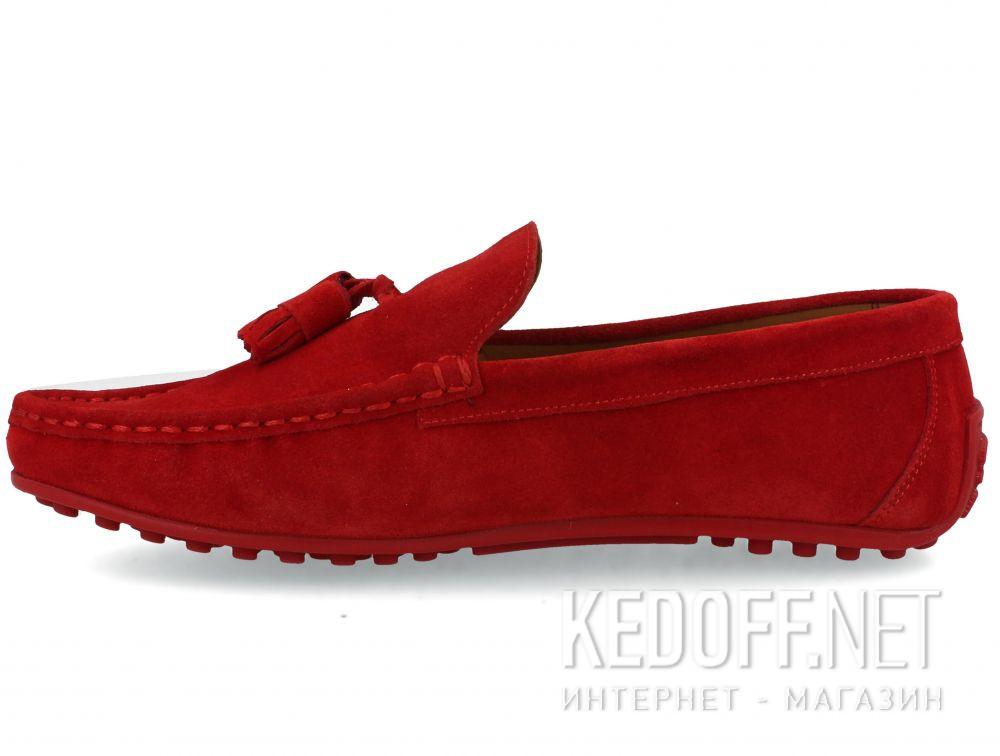 Оригинальные Мужские мокасины Forester Tods Red Horween  3544-47