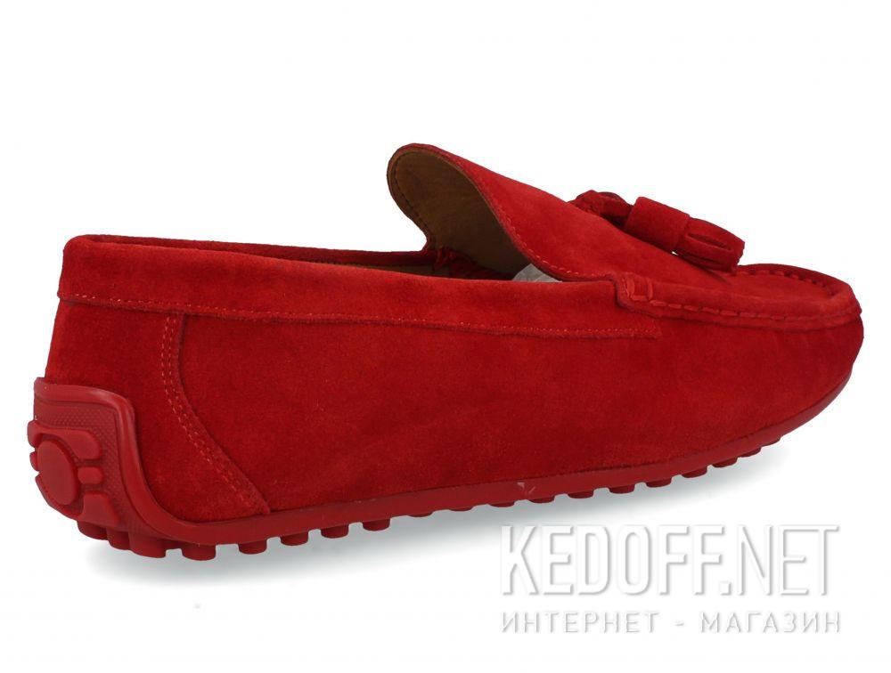 Мужские мокасины Forester Tods Red Horween  3544-47 все размеры