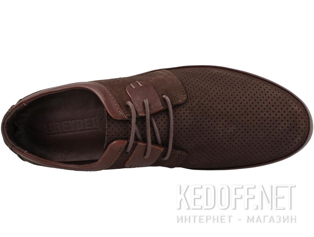 Оригинальные Мужские туфли Greyder 7Y1CA60130-45   (коричневый)