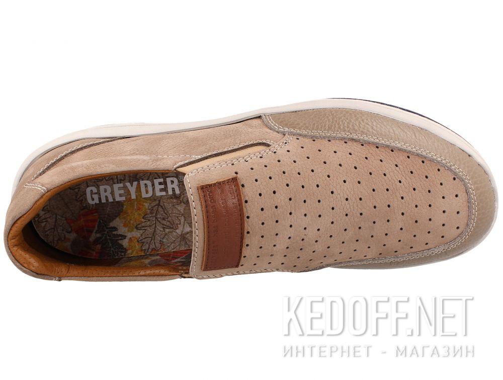 Мужские слипоны Greyder 8Y1CA12420-18 описание