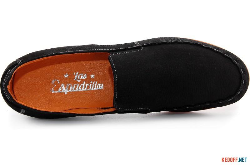 Чоловічі мокасини Las Espadrillas 627-27