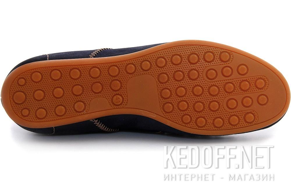 Мужские туфли Las Espadrillas 627-89   (тёмно-синий) описание