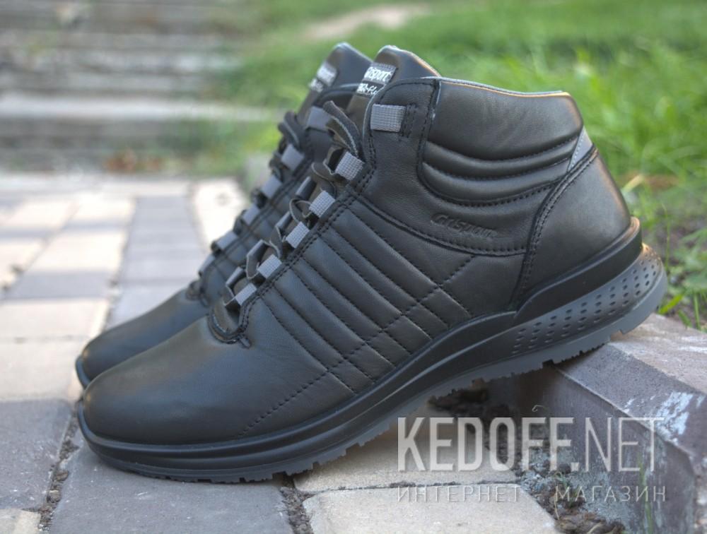Цены на Mens sneakers low boots grisport 42813D9 (black)