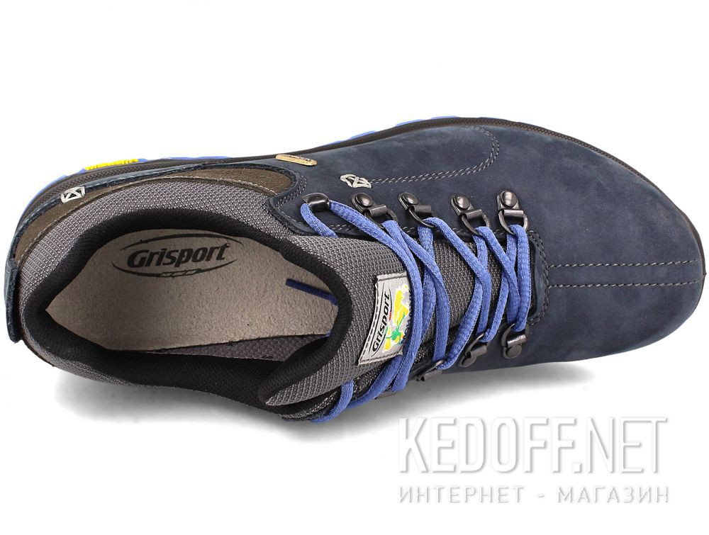 f012c225b6c Men's shoes low boots grisport Vibram 12907N141n Made in Italy описание