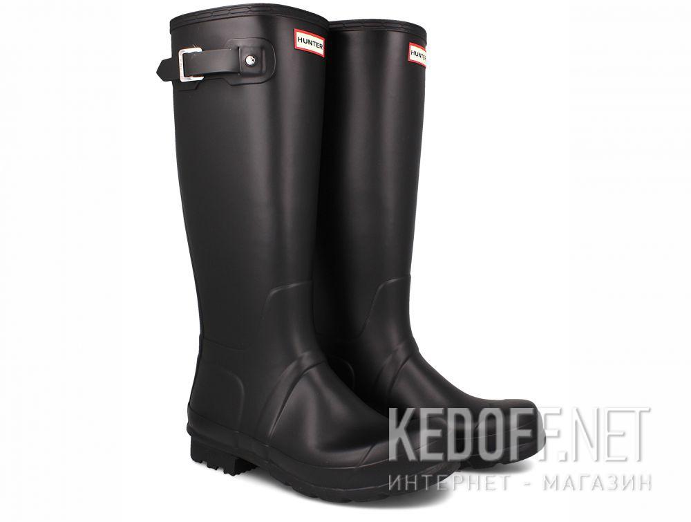 Мужские резиновые сапоги Hunter Men's Original Tall MFT9000RMA BLACK купить Украина