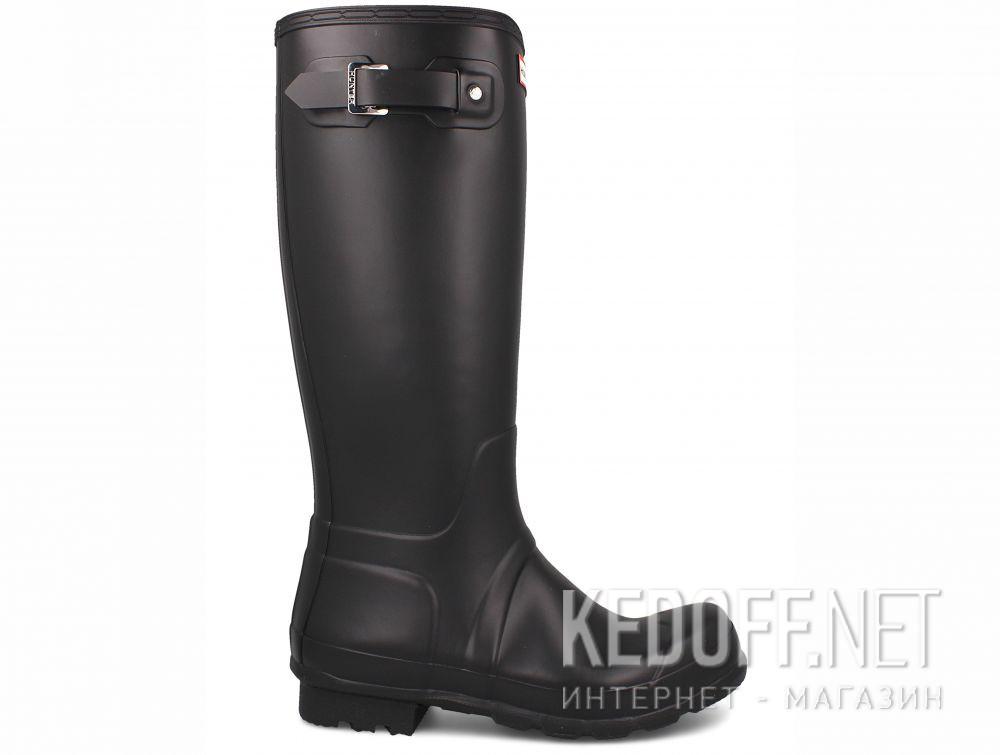 Мужские резиновые сапоги Hunter Men's Original Tall MFT9000RMA BLACK купить Киев