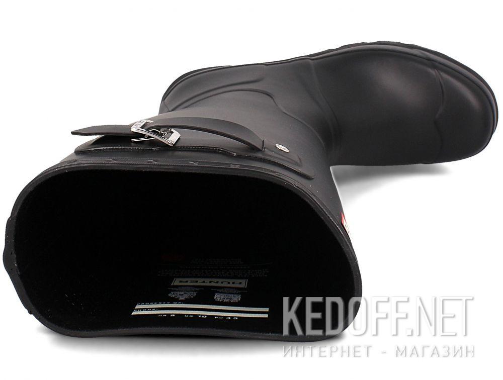 Цены на Мужские резиновые сапоги Hunter Men's Original Tall MFT9000RMA BLACK