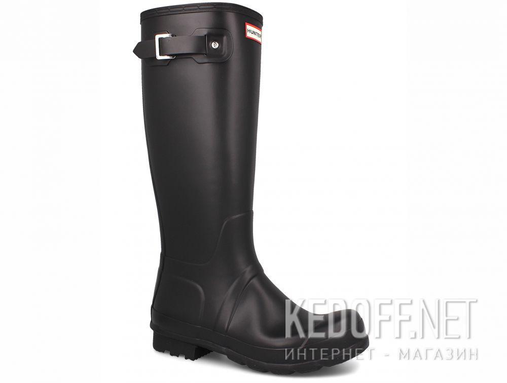 Купить Мужские резиновые сапоги Hunter Men's Original Tall MFT9000RMA BLACK