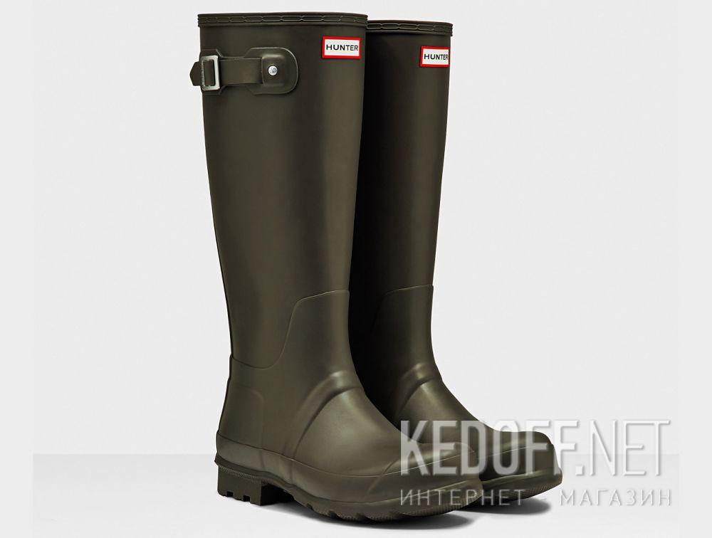 1c0e25323 Мужские резиновые сапоги Hunter Men's Original Tall MFT9000RMA DARK OLIVE  купить Украина