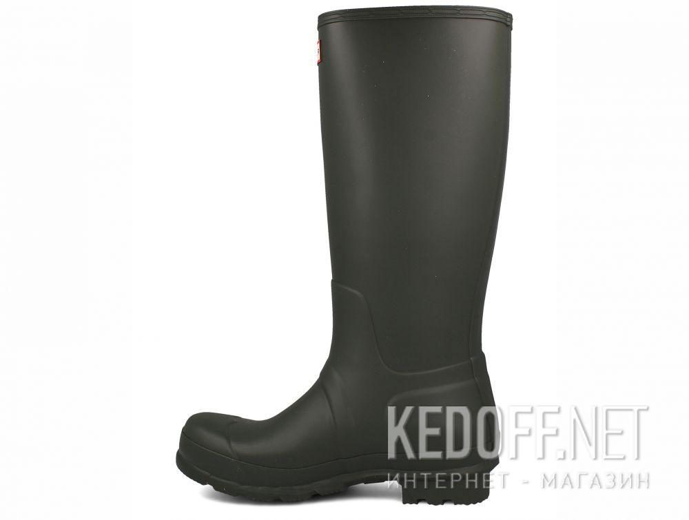 Оригинальные Чоловічі гумові чоботи Hunter Men's Original Tall MFT9000RMA DARK OLIVE
