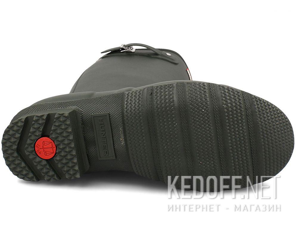 Чоловічі гумові чоботи Hunter Men's Original Tall MFT9000RMA DARK OLIVE описание
