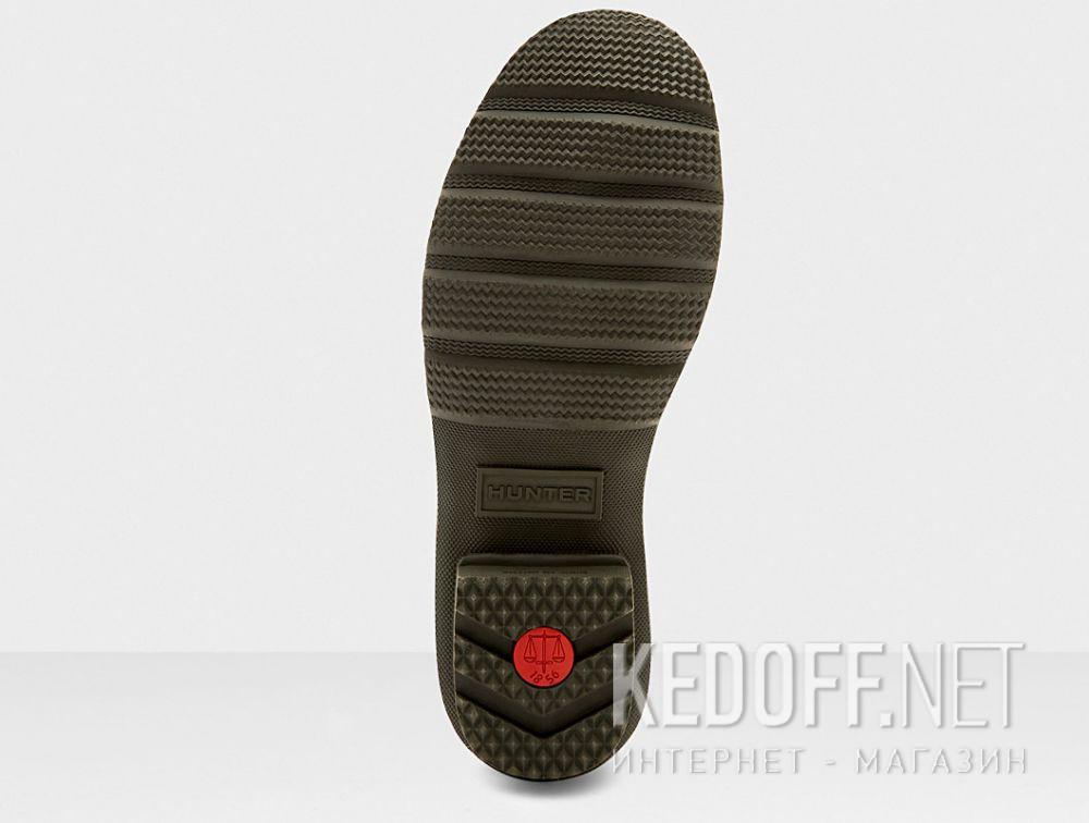 Чоловічі гумові чоботи Hunter Men's Original Tall MFT9000RMA DARK OLIVE все размеры