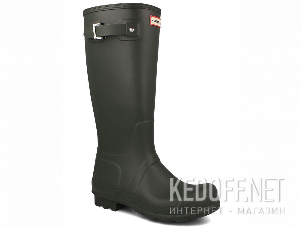 Купити Чоловічі гумові чоботи Hunter Men's Original Tall MFT9000RMA DARK OLIVE