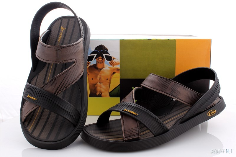 8ecc92ebe Мужские сандалии Rider 80939-20116-5588, купить по самой выгодной ...