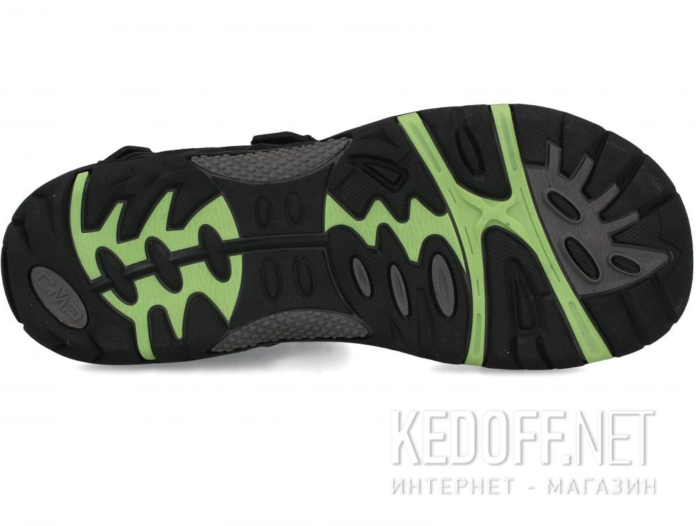 Чоловічі сандалі CMP Almaak Hiking Sandal 38Q9947-U901 описание