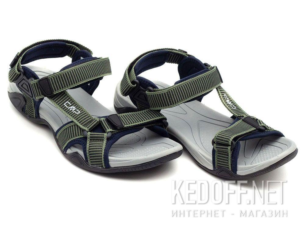 Мужские сандалии CMP Hamal Hiking Sandal 38Q9957-02PD описание