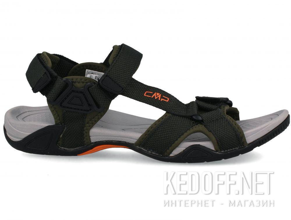 Мужские сандалии CMP Hamal Hiking Sandal 38Q9957-U940 купить Украина