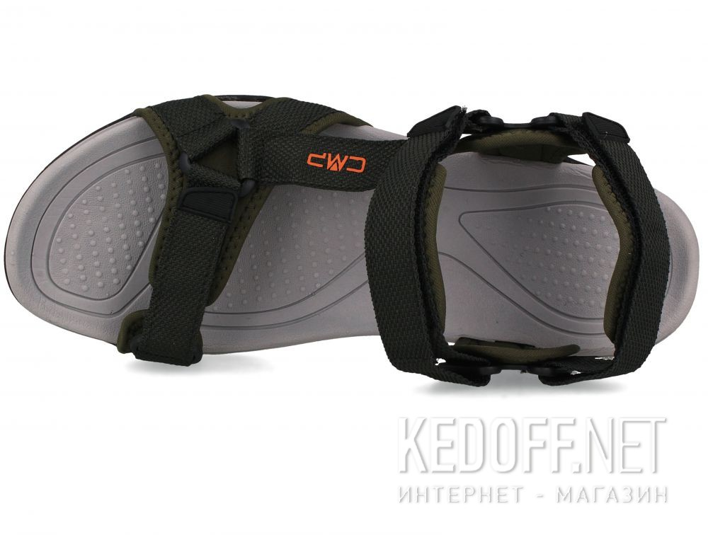 Оригинальные Мужские сандалии CMP Hamal Hiking Sandal 38Q9957-U940
